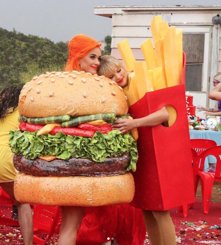 Katy Perry se suma al girl squad de Taylor Swift y esta es la prueba
