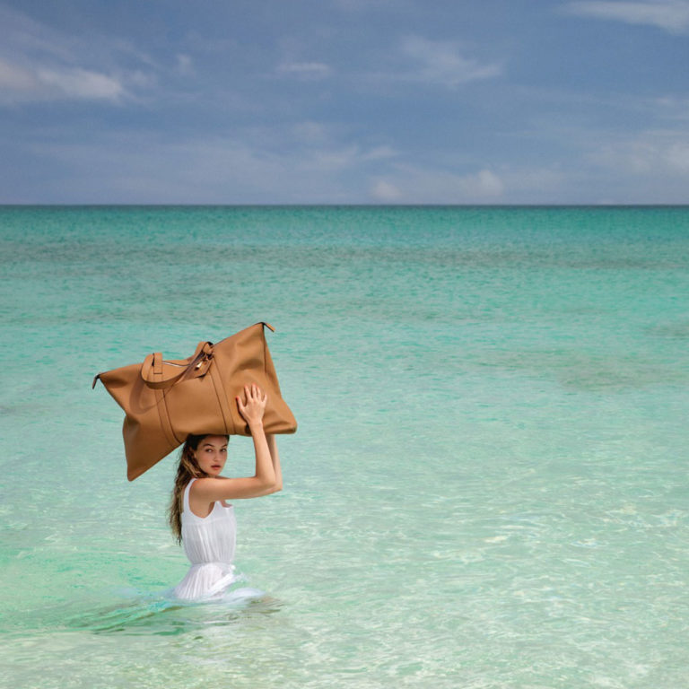 Gigi Hadid nos revela la fragancia perfecta para verano