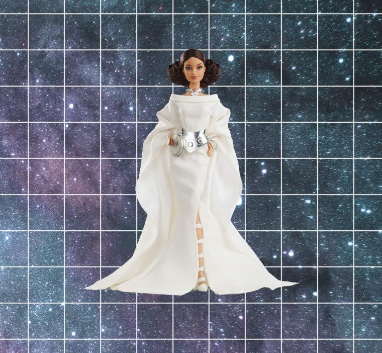 ¡Sorpresa! Barbie lanzará una edición especial de Star Wars